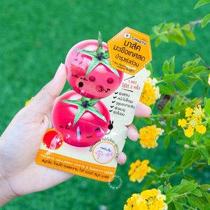 . 🙌 New Post 🙌 . . 🍀Smooto Tomato Collagen White & Smooth Mask 🍀 Smooto Tomato White Serum 🍀 . More review on my blog www.meliasuciati.com atau bit.ly/smootomelia . . #balibeautyblogger #blogger #smooto #smootoindonesia #smootojapan #smootoaloe #reviewsmooto #smootoใช้ดีบอกต่อ #smoototomato  #beautyreviews #skincare #bali #baliblogger #clozetteid