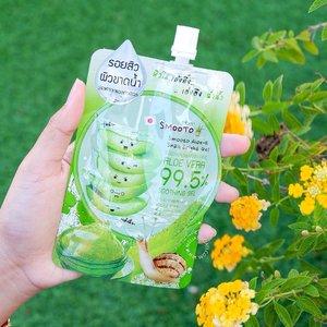 . 🙌 New Post 🙌 . . 🍀Smooto Aloe-E Snail Bright Gel🍀 . More review on my blog www.meliasuciati.com atau bit.ly/smootomelia . . #balibeautyblogger #blogger #smooto #smootoindonesia #smootojapan #smootoaloe #reviewsmooto #smootoใช้ดีบอกต่อ #smoototomato #beautyreviews #skincare #bali #baliblogger #clozetteid