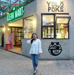 🌵Remain calm, because peace equals power -Joyce Meyer.Inhale. Exhale.#explorebandung #yolopoke #bandung #kulinerbandung #ootd #clozetter #clozetteid #clozettedaily #bloggerlife #healtyfood #hangout