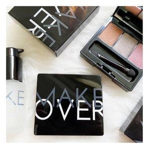 . Hai there, sudah kenal baik dong dgn kecenya produk MakeOver ini 😍😍😍. . Nah, kabar gembira untuk kamu yg tinggal di Bandung, kamu bisa restock MakeOver kamu di @makeupuccino offline store, Jl. Cisangkuy, Bandung. . . #makeover #makeoverid #sisterpuccino #instamakeup #makeupjunkie #makeupjunkies #makeuplokal #kosmetik #madeinindonesia #makeovercosmetics #eyeshadow #clozetter #clozette #clozetteid