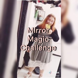 #mirrormagicchallenge sama temen2 Plus Size lagi ! 🥰 . . .  #reginapitootd #Clozetteid #bigsizeindo #bigsizeindonesia  #curvystyle  #batak #bataknese #reginapitcom  #pemuda_batak  #plussizeindo  #plussizeindonesia  #curvystyleideasid #indobigsize #ootdbigsizeid  #ootdbigsizeindonesia #sbybeautyblogger #missbbwindonesia #beautiesquad . . @shoxindonesia #shoxsquad