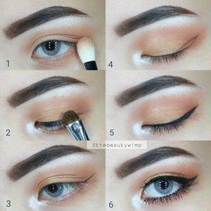 Basic101 : How I Do Eyeliner Tifis2 . . Deets : Dollywink liquid eyeliner  @zoevacosmetics cocoa blend palette . . . #indobeautygram #instabeauty #makeupmafia #clozzeteid #fotdibb #featuredibb #instamakeup #undiscovered_muas #lashesonfleek #makeupjunkie #motd #makeupfeed #eotd #potdindo #motdindo #FDbeauty #instablogger#ivgbeauty #eyeshadowtutorial #eyelinertutorial #caradandan #eotdindo #clozetteid . .
