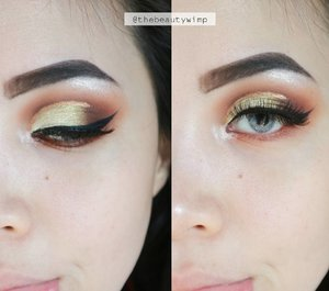 🔪🔪🔪 Kesini-sini uda super mager bikin #FOTD makeup full face jadi mainan mata æ dah ehek. . half cut-crease inspired by the super talented young mega babe @nicolesmakeup_  Adding copper glitter twist on my crease ☄ . . .#clozetteid #beautybloggerindonesia #eyeshot #beautygram #makeupblogger #eyetutorial #indobeautygram #ivgbeauty #makeupvideo #eyemakeuptutorial #ivgbeauty #eotd #makeupvideotutorial #wakeupandmakeup #eotd #beautyblogger  #instabeauty #shophudabeauty #beautygram #instamakeup #makeupslaves #anastasiabeverlyhills #tartecosmetics #zoevacocoablend #undiscovered_muas #halfcutcrease