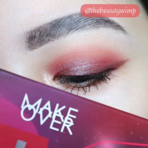 LAST EYELOOK INSPO USING @makeoverid ROYAL ROSE PALETTEIm making it as Korean as possible 😂..#makeupfeed #unleashyourinnerartist #creativemakeup #eyelooks #makeuptutorial #makeuplooks #wakeupandmakeup #sigmabrush #clozetteid #slave2beauty #wake2slay #eyeshadowtutorial #amrezyshoutouts #undiscovered_muas #inssta_makeup #makeupaddict #featuremuas #morphebabe #beautyunderyourinfluence