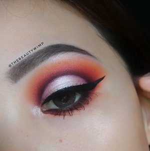 Sunset half cut crease ☉ . Contact lenses @eyeslandcon in SHAWN . deets @benefitindonesia goof proof 06 @morphebrushes 39A (vivid, snatched, forever) @maybelline magnum barbie . . . #fakeupfix #makeupforbarbies #beautygram #makeupblogger #eyeshadowtutorial #smokeyeye #peachyqueenblog #clozzeteid #bretmanvanity #beautycreations #beautygram #clozetteid #instamakeup #undiscovered_muas #neutraleyeshadow  #wakeupandmakeup #fiercesociety  #hypnaughtymakeup #makeupinspiration  #sigmabeauty #flawlesssdolls #juviasplace #morphebabe #morphebrushes #bcgirl .