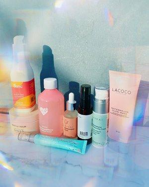 Sudah skincare-an malem belom gesss?  Products deets : Cleansing balm @gentlehourofficial  Facial Wash @itsmybase  Toner @harlettebeauty  Serum BHA @haumskincare  Serum satunya @klaarnclair IKIGAI Eye serum @somethincofficial  Sleeping Mask @lacoco.id    . .   #beautygoersid #instamakeup  #makeuptutorial  #beautyenthusiast  #100daymakeupchallenge #makeupfeed #unleashyourinnerartist #creativemakeup  #makeuptutorial @setterspace @tampilcantik @tiktokofficialindonesia @cchanel_beauty_id @tips_kecantikan  @popbela_com  #makeuplooks #wakeupandmakeup #clozzeteid #sigmabrush #clozetteid #slave2beauty #wake2slay  #amrezyshoutouts #tiktokindonesia #undiscovered_muas #inssta_makeup #berbagiskill #tiktokindonesia #tiktok #samasamadirumah  