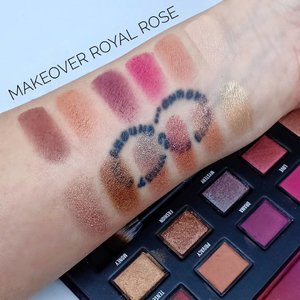 MAKEOVER ROYAL ROSE PALETTE@makeoverid@makeover.surabaya.CHECK PREVIOUS POST FOR TUTORIAL.. ..#makeupfeed #unleashyourinnerartist #creativemakeup #eyelooks #makeuptutorial #makeuplooks #wakeupandmakeup #sigmabrush #clozetteid #slave2beauty #wake2slay #eyeshadowtutorial #amrezyshoutouts #undiscovered_muas #inssta_makeup #makeupaddict #featuremuas #morphebabe #beautyunderyourinfluence
