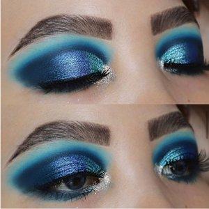 Comfort zone 💙💙 . . Eyes deets @sigmabeauty Eyeshadow Base Primer - Ignite  #sigmabeauty #sigmaprimetime @bhcosmetics take me back to brazil @morphebrushes dare to date  Brushes : #bhcosmetics , Sigma Brushes , @masamishouko . .  #beautygoersid #instamakeup  #makeuptutorial  #beautyenthusiast  #100daymakeupchallenge #makeupfeed #unleashyourinnerartist #creativemakeup  #makeuptutorial @setterspace @tampilcantik  @cchanel_beauty_id @tips_kecantikan  @popbela_com  #makeuplooks #wakeupandmakeup #clozzeteid #sigmabrush #clozetteid #slave2beauty #wake2slay #eyeshadowtutorial  #amrezyshoutouts #undiscovered_muas #inssta_makeup #makeupaddict #featuremuas #morphebabe #beautyunderyourinfluencer