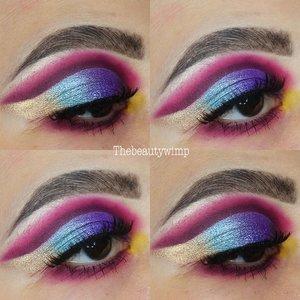 Kembali ke hobi saya yang lama, umek umek mata 😂 ((Alasan)) Padahal konten lainnya uda siap , tapi caption belum mateng . Jadinya upload mata saya dulu 😝 ___ TUTORIAL DI POST SEBELUM INI YA!!! . . . Deets @anastasiabeverlyhills alyssa edwards @juviasplace masqurede palette @sigmabeauty eye base . . . .  #beautygoersid #instamakeup  #makeuptutorial  #beautyenthusiast  #100daymakeupchallenge #makeupfeed #unleashyourinnerartist #creativemakeup  #makeuptutorial @setterspace @tampilcantik  @cchanel_beauty_id @tips_kecantikan  @popbela_com  #makeuplooks #wakeupandmakeup #clozzeteid #sigmabrush #clozetteid #slave2beauty #wake2slay #eyeshadowtutorial  #amrezyshoutouts #undiscovered_muas #inssta_makeup #makeupaddict #featuremuas #morphebabe #beautyunderyourinfluencer