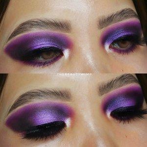 🔪🔪🔪 aku tanpa cut crease 💜💜💜💜   Deets EyePrimer @sigmabeauty Eye base Persuade Eyeshadow @juviasplace @beautycreations @anastasiabeverlyhills Blush @tropecosmetics Blossom Highlighter @makeoverid triohighlighter Falsies @loreca.lashes stacking Midnight & Luxe      #beautygoersid #instamakeup  #makeuptutorial  #beautyenthusiast  #100daymakeupchallenge #makeupfeed #unleashyourinnerartist #creativemakeup  #makeuptutorial @setterspace @tampilcantik  @cchanel_beauty_id @tips_kecantikan  @popbela_com  #makeuplooks #wakeupandmakeup #clozzeteid #sigmabrush #clozetteid #slave2beauty #wake2slay #eyeshadowtutorial  #amrezyshoutouts #undiscovered_muas #inssta_makeup #makeupaddict #featuremuas #morphebabe #beautyunderyourinfluencer