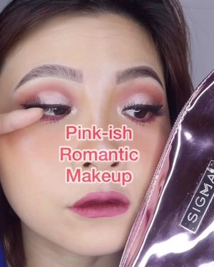 𝐑𝐨𝐦𝐚𝐧𝐭𝐢𝐜 𝐌𝐚𝐤𝐞𝐮𝐩 𝐟𝐨𝐫 𝐚 𝐜𝐚𝐬𝐮𝐚𝐥 𝐝𝐚𝐭𝐞, 𝐚𝐧𝐲𝐨𝐧𝐞? . . @sigmabeauty products : - Sigma Eyeshadow Base Primer - Brush E25 - Brush E55 - Powder/Blush Brush - 3DHD sponge - Sigma Aura Powder Blush Nymphaea - Sigma Chroma Glow - Sigma Liquid Lipstick Belladona & Awaken #sigmabeauty . Falsies @joellybeauty Banofee Pie Eyeshadow @beautycreations.cosmetics California . . #beautygoersid #instamakeup  #makeuptutorial  #beautyenthusiast  #100daymakeupchallenge #makeupfeed #unleashyourinnerartist #creativemakeup  #makeuptutorial @setterspace @tampilcantik  @cchanel_beauty_id @tips_kecantikan  @popbela_com  #makeuplooks #wakeupandmakeup #clozzeteid #sigmabrush #clozetteid #slave2beauty #wake2slay #eyeshadowtutorial  #amrezyshoutouts #undiscovered_muas #inssta_makeup #makeupaddict #featuremuas #morphebabe #beautyunderyourinfluencer