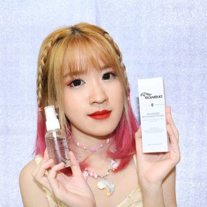 TroiAreuke Skin Complex Formula is essentially a toner and its main function is to boost cell activity and provide a moisture shield for your face. It contains Pycnogenol which is an extract from a plant and is known to have many health benefits. I used this as a toner as first step of my routine and it goes well with other products. It doesn't make the skin look greasy at all and it is nicely moisturizing. #clozetteid #troiareuke #miharujuliereview