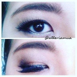 Late post ^^ happy malming all... :) inspirasi buat malmingan hehe.. #eyemakeup #naturaleyemakeup #naturalcolour #alleriamakeupartist #beautyblogger #makeupartistbali #latepost #clozetteid