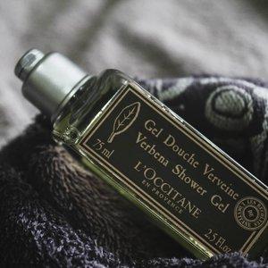 Sabun yang wanginya seger dan nempel seharian.. ♥@loccitane #ClozetteID