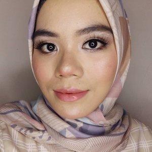 #makeuplook ke TPS ☺Yakaleee sempet dandan😂😂 #makeuplooks #hijabstyle #hijab #beautygram #beautyblogger #beautysocietyid #beautiesquad #indobeautygram #beautyinspiration #beautyinfluencer #clozette #clozetteid
