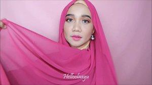 Hijab tutorial day 3Gampang banget hijab ala2 cik Malay 😆..#beautybloggerindonesia #indobeautygram #indobeautyvlogger #tampilcantik #indobeautysquad #hijab #hijabers #makeuphijab #makeuptutorial #makeup #makeupblogger #lakme #clozetteid #beautyvlogger #beautyvloggerindonesia #undiscovered_muas #muatribeid #nyxcosmeticsid #straighttothepoint #preciselyyours #bvlogger #bvloggerid @bvlogger.id @beautybloggerindonesia @indobeautysquad @tampilcantik @beautychannel.id #beautychannelid @clozetteid #setterspace #inspirasicantikmu #tutorialhijab #hijabtutorial #hijab #hijabfashion