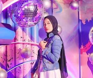Kaya bukan gue ya 😅😅.#chicwish #hijabfashionindo #ClozetteID