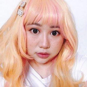 #frecklesmakeup 😳😳Cocok gak aku ada freckles nya? 🙈🙈