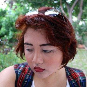 Fire on my head. #blogger #fashionblogger #redhair #redhead #redhairdontcare #ClozetteID #starclozetter