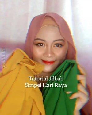 Tutorial Hijan Simpel Hari Raya 🌸Walau hari raya tahun ini kita rayakan hanya #dirumahaja tampil modis dan cantik juga perlu kan ☺️ tapi inget jangan berkeliaran diluar rumah berkeliaranlah di ruang depan, kamar dan juga dapur 😅Tutorial kali ini semoga bermanfaat dan bisa menjadi jalan keluar buat kalian yang anti jarum pentol (karena suka ketusuk) 🤭#TutorialSilta #hijabtutorial #hijabstyle #hijabfashion #ClozetteID #hijabsimple #hijabsimpelstyle #hijabinspiration