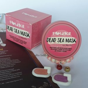 Pinklab.co DEAD SEA MASK Review
