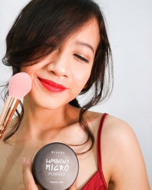 I'm enjoying playing around with make up collection from @riveracosmetics . Here are the five products that I use for this -oh just simple- look : 🌟 Luminous Micro Powder (Shade 02-Natural)🌟 Gotta Be Matte Lip Cream (Shade 301-Vibrant Red)🌟 Moisture Glow Lip Gloss (Shade 02-Sparkle Pink)🌟 Bold Intense Eyebrow Matic (Shade 02-Gray)🌟 Bold Intense Liquid LinerIf I got to choose two products to become my favorites, I will definitely choose the Luminous Micro Powder because of its micro particle that makes the texture of this powder super soft and smooth; and the second will be Gotta Be Matte Lip Cream. Eventhough the finish of this lip cream is matte, it doesn't dry my lips during the day of usage. Thanks to include Vitamin E on this formula !For the full review of these collections from Rivera, head to my blog now! Link is on bio 😉Thank you @clozetteid and @riveracosmetics !#LiveLifeEmpowered #clozetteid #RiveraCosmetics #RiveraXClozetteIdReview #SelfieAddictPowder #Extremeplumpitup #EnviousShape