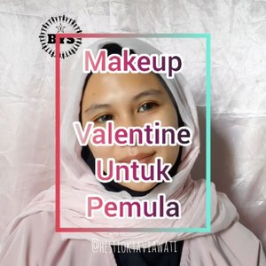 Hiii beauty ini adalah collabrations ku yang ke 5 dengan @beautyesquad , tema kali ini adalah *VALENTINE COLLABRATIONS* . happy valentine's day semua 💌💌 @beautyesquad lagi open member hanya untuk 5 orang saja ,yuk ikutinnn caranya cek highlight official accountnya di 💎 PRODUCT DETAILS : ▪@pac studio coverage hydrating primer ▪@getthelookid Infallible full wear concealer shade natural rose ▪@o.two.o concealer ▪@silkygirl insta glam brow cream shade 02 dark brown ▪@missha 4D mascara shade black ▪@mokomoko my precious contour ▪@mineralbotanica natural glow light feeling flawless coverage vitamin E clearer looking skin original loose foundation ▪ @Makeover Riche Glow face highlighter ▪ @Focallure bright lux eyeshadow pallete ▪@getthelookid rouge signature shade I Achive ( sebagai blush ) ▪@getthelookid rouge signature shade I21 I Choose ▪@looke Holy lip polish luna  #beautyesquad1 #valentinesmakeup #valentinesdaymakeup #homakeupstory #makeuptutorial #tutorialmakeupnatural #beautybloggerindonesia #tutorialmakeup #makeupglowing #makeupflawless #makeupchallenge #makeupideas #makeuptime #makeup #lfl #fff #clozetteid 🎶 Arizona Zervas - Roxanne 📷 Samsung A50 Editing : InShot