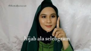 Ini dia hijab tutor foto yg sebelah, detailnya udh ada di yutub 💞 link aktif di bio 😘Ini tutorial menggunakan hijab pashmina, aku pakai bahan diamond yg mudah diatur#hestistyle #hijabstyle #hijabersbeautybvlogger #hijabfashion #hijabmasakini #hijabkekinian #tutorialhijab #tutorialhijabpashmina #tutorialhijabsimple #hijabpashminadiamond #hijabinfluencersnetwork #tutorialhijabindo #tutorialhijabmakeup #tutorialhijabindonesia #tuttorhijab2019 #clozette #clozetteid