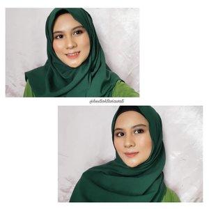 Heyoooo.. good morning 🌞Udh liat tutorial hijab ini belum di postingan sebelumnya 🔜🔜🔜🔜 Detailnya udh ads di yutub bebquh 😘💞Happy weekend 😉#hestistyle #hijabstyle #hijabers #hijabfashion #hijabkekinian #clozette #clozetteid #hijabmasakini @clozetteid