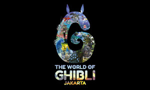 Sprinkle of Rain: [EVENT] The World Of Ghibli Jakarta Exhibition