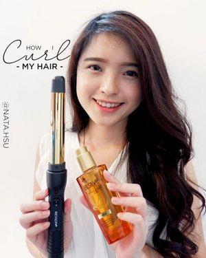 June 13, 2020 - How I Curl My Hair - Oke, kali ini aku mau share gimana cara aku catok rambut 👌🏻 . Sebelum catokan, aku pakai @getthelookid Extraordinary Oil. Oil ini berfungsi untuk melindungi rambut dari panas catokan, dan bikin rambut jadi lebih lembut dan ternutrisi 💕 . Aku biasanya catok rambut ke arah luar biar keliatan bervolume. Nah tips dari aku, abis curly, coba jedai dulu biar makin cetar ! Hahaha. Hasil curly jadi lebih bouncy. . Nah abis pakai oil, rambutku jadi lebih shiny hihi. Jadi yuk, be the #ExtraordinarYou with L'Oreal Extraordinary Oil 💕 Ada yang udah pernah coba ? . 🚫Btw, sorry ada bagian yang blur huhu. Kameraku susah fokus di tempat gelap 😭 🚫 . 🎶 : Isyana - Winter Song  #clozette #clozetteID #beautiesquad #setterspace #beautybloggerindonesia #beautybloggerid #bloggerceriaid #bloggerceria  #bloggermafia #beautynesiamemberblogger #charisceleb #beautygoersid #bloggerperempuan #sociollabloggernetwork #vsco #vscocam #curly #haircare @cchannel_beauty_id #cchannelbeauty #cchannelfellas