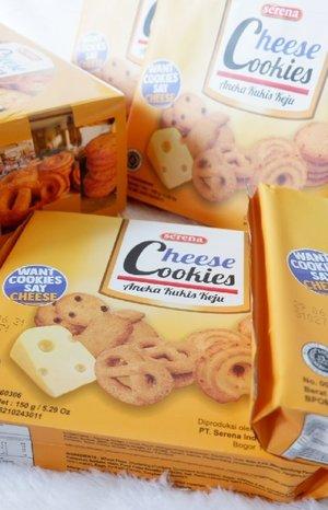 Kalian tahu kan kalau Khong Guan itu punya biskuit yang enak-enak banget salah satu nya favorit aku Serena Cheese Cookies karena aku pecinta keju, senang banget ada kemasan yang simple dan praktis dengan harga ekonomis buat cemilan saat dirumah aja yeay 🧀.#SerenaBiscuits #CheeseCookies #KhongGuan #ClozetteID #ClozetteIDReview #timetravel #workwithhappy #playwithhappy #neverstopplaying #dearbeautylove #clozetteid #loveyourself #speakyourself #neverafraid #changedestiny #daretobedifferent #ajourneytowonderland #like4like #august #2020