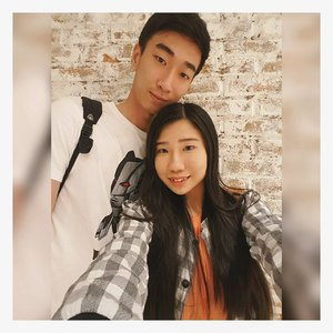 Because true love will get stronger after every problems.Thanks for today 💕M-1 to 3 years 🙈.......#love #couple #satnight #saturday #weekend #wefie #selfie #selca #butfirstletmetakeaselfie #selfcamera #asiancouple #asian #chinese #chinesegirl #chinesecouple #date #dating #qualitytime #indonesian #grandindonesia #photography #vscocam #vsco #beautyblogger  #clozetteid