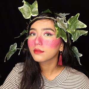 Strawberry Makeup Look . . . @thebrowgal Convertible Brow 01 Dark Hair @inezcosmetics Color Contour Plus Correcting Cream @mizzucosmetics Conspiracy palette @purbasarimakeupid Eyeliner Pen Black @benefitindonesia The Porefessional Pore Primer @maybelline Fit Me Matte+Poreless 228 Soft Tan @pondsindonesia BB Magic Powder @Wardahbeauty Exclusive Matte Lip Cream 07 Hello, Ruby . . . #makeupaddict #strawberrymakeup #bunnyneedsmakeup #indobeautygram #indobeautyblogger #clozetteid #tampilcantik #motd #indobeautysquad #makeupgeek #microinfluencer #influencer #sociollabloggernetwork #beautyid #beautybloggerindonesia #bloggermafia #beautygoersid #wakeupandmakeup #beautychannelid #makeuplookindowoman @makeuplookindowoman @makeupaddict @bunnyneedsmakeup @indobeautygram @clozetteid @tampilcantik @indobeautysquad @bloggermafia @beautygoers @beautychannelid @beautybloggerindonesia
