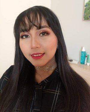 Makeup waktu ke kondangan  #indobeautysquad @indobeautysquad #bvloggerid @bvlogger.id #clozetteid @makeupfleekkk #setterspace @setterspace @itsmylookbook #beautiesquad @beautiesquad #indonesianbeautyblogger @beautybloggerindonesia #flawlessmakeup #beautywithnorules #cosmetics #face #highlighter #makeuptutorial #makeuplife #makeupartistworldwide #makeupgoals #makeuptips #makeupfun #makeupporn #mualife #featureme #makeupfeatures #beauty #makeupenthusiast #makeupaddict #makeuplook #makegirlz #wakeupandmakeup #indobeautygram #fff
