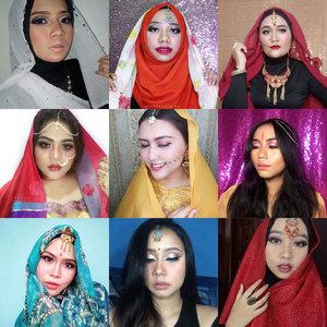 Selain aku masih banyak lagi temen temen dari @indobeautysquad yang buat India makeup look, yuk di swipe . Foto 1 1. @nonamakeup1920 2. @awkdewi 3. @puputfebriina 4. @phutsmakeup 5. @eka.kuncoro 6. @ayumayyasya 7. @nadiahasyir  Foto 2 1. @jennitanuwijaya 2. @deemiiaa 3. @iagpmakeup 4. @fetyalamudii 5. @fairus_habibah97 6. @piiziiwiizii 7. @shintafionita 8. @ratnasaripujiastuti 9. @suci.angguna  Foto 3 1. @kamilah_hasna 2. @feezafauziah 3. @nurmakia 4. @utinamoredo  5. @khansamanda 6. @arvi.n 7. @misstariita  8. @aprisa_risa 9. @danahkhw . #bollywood #indiamakeup #boldmakeup #playingmakeupwitharvi #makeup #indobeautysquadmakeupcollab #ibs #beautyvloggerid #muajakarta #muaindonesia #makeup #makeuplook #makeupaddict #indobeauty #beautylosophy #makeuplooksworldwide #indobeautygram #indobeautysquad #beautiesquad #setterspace #beautychannelid #charisceleb #clozetteid @indobeautygram @indobeautysquad @beautyblogger.id @beautybloggerindonesia @bvloggerid @beautytalk_indo @beautilosophy @inspirasimakeup.id @setterspace @beautyguruindonesia
