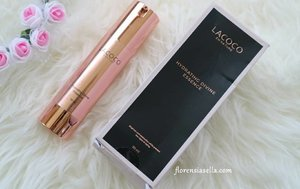 Hi guys, udah pernah nyobain produk dari @lacoco.id ini belum?? .  Aku suka banget sama packagingnya yang super elegant..� .  Aku juga suka sama hasilnya di wajahku, dan buat kalian yang mau tau review lebih lengkap mengenai produk dari @lacoco.id ini bisa langsung cek ke blog aku di www.florensiasella.com ya..😘 .  #clozetteid #skincare #LacocoxClozetteIdReview #ClozetteIDReview #ElegantforEveryone #LacocoCosvie #CosvieNaturals #LacocoEnNature