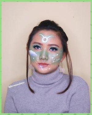 Pose yang berbeda 🤪 .  #clozetteid @clozetteco @clozetteid #taurus #taurussign #zodiacsigns #zodiac #zodiactaurus #makeup #makeupkarakter #tampilcantik @tampilcantik @tips__kecantikan @tipsmakeup_id  #tauruswoman #taurus♉️ #taurusmakeup