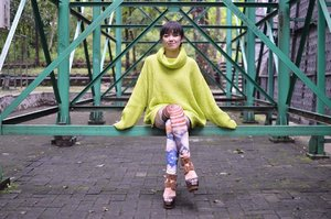 Setelah semingguan semedi dan libur instagraman, akhirnyaaa bisa kepo2 lagi 🤣 . . . . . #luxegal #blogger #fashionblogger #bloggerperempuan #bloggerjogja #nikon #nikonindonesia #ootd #ootdmagazine #chictopia #clozette #clozetteid