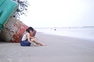 redowlicious: Island Life: Pantai Pasir Padi, Bangka Island