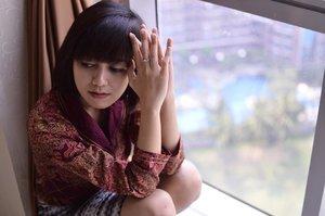Rain, rain, rain... don't go awaaayy 🌧 🌧 🌧 -Selamat pakai batik semuaaa 💁🏻♀️💁🏻♀️💁🏻♀️.....#potrait #blogger #fashionblogger #bloggerperempuan #bloggerjogja #nikon #nikonindonesia #nikonfashion #nikonphotography #ootd #ootdmagazine #chictopia #clozette #clozetteid