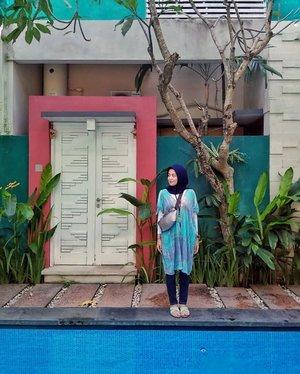 Morning Bali ...#Clozetteid #ShoxSquad #personalblogger #hijabbloggers #EdisiMudik  #likeforlikes