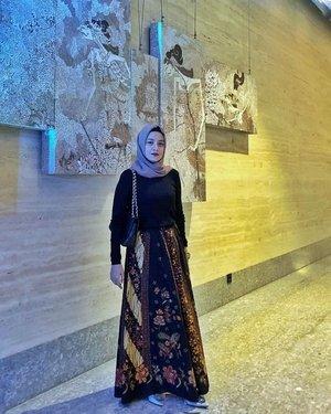 Semalam Di Gala Dinner AAJI#EtnikModern....#ClozetteID #ShoxSquad #hijabbloggers #personalblogger #hijabootd #likeforlikes