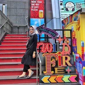 Wild Fire....#ClozetteID  #personalblogger #personalblog #indonesianblogger #lifestyleblog #Hijab #likeforlikes