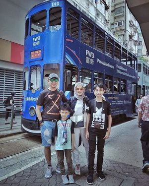 HongKong peole called it #TengTengTram  #BachtiarsHoliday . . . . #ClozetteID #shortgateway #gateway #holiday #familyholiday #personalblogger #personalblog #indonesianblogger #lifestyleblog #Hijab #Hijabootd #likeforlikes