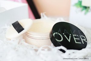 What's your favorite powder? . . review @makeoverid translucent loose powder di blog rahmaediary.com --> http://bit.ly/MObedak link hdiup di bio #clozetteid #makeup #LoosePowder #makeoverid #makeover #instagood #beauty #beautyreview #beautygram #indobeautygram #beautyblogger #white #powder #white powder #bloggerlife #bloggerindonesia #instadaily #instabeauty #indonesianbeautyblogger #bloggerperempuan #indonesianfemaleblogger