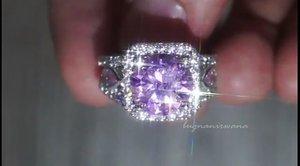💎💍 this video is hurt my eyes.. Edisi bersinar lebay.. Taken with : sony a3000 + standard lense + star filter  #pinktopaz #pinktopazring #engagementring #weddingring #semipreciousstone #gemstone #clozetteid #jewelry #jewellery #ring  #diamond #diamondring #diamondgirl #enchanting #cincinberlian #cincinkimpoi #cincinkawin #cincinemas #batuakik #batupermata #cincinpermata #naturaltopaz #cincinberlian