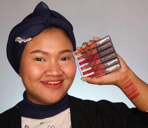 Coba absen yang udah nonton review + wear test produknya @salsacosmetic siapaa 😌😌😌 #lips lipcream #produklokal #clozetteid