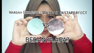 Haii..Kali ini aku battle dua cushion @wardahbeauty , yaitu Wardah Instaperfect dan Wardah Exclusive Flawless Cover Cushion.Secara packaging sama persis..tapi performanya gimana yaa.. Cek detailnya di YouTube Channel aku, (Youtube: Hai Ariani)Ini linknya https://youtu.be/nBPcslYbK8Q atau kamu bisa klik di bio aku.#clozetteid #wardah #wardahexclusiveflawlesscovercushion #wardahinstaperfect #wardahcushion #cushionwardah