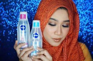 Gengs.. Assalamualaikum...Menyambut bulan Ramadhan, aku mau mengucapkan mohon maaf lahir batin, semoga amal ibadah kita di bulan Ramadhan nanti dipermudah , dilancarkan, dan diterima sama Allah.. aamiin.Saatnya membersihkan hati untuk menuju fitri...Seperti halnya hati, muka juga harus dibersihkan gengs.. apa lagi kalo sering pake full makeup...Yaaap, aku lagi suka banget pake @nivea_id MicellAIR buat ngebersihin makeup sampai tuntas tas tas..dan bikin kulit wajah aku bisa bernafas...aku review di blog aku gengs.. ini linknya https://www.hai-ariani.com/2018/05/nivea-micellair-skin-breathe-micellar.html atau klik di bio aku.thank you.#clozetteid #niveamicellair #cleansedbynivea #skinbreathemoment